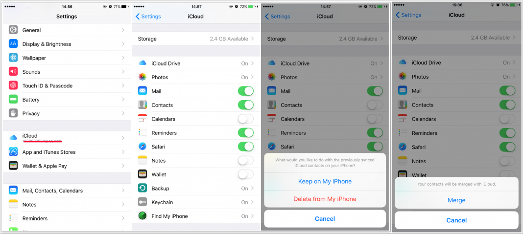 4 ways recover deleted contacts from iphone 77 plus