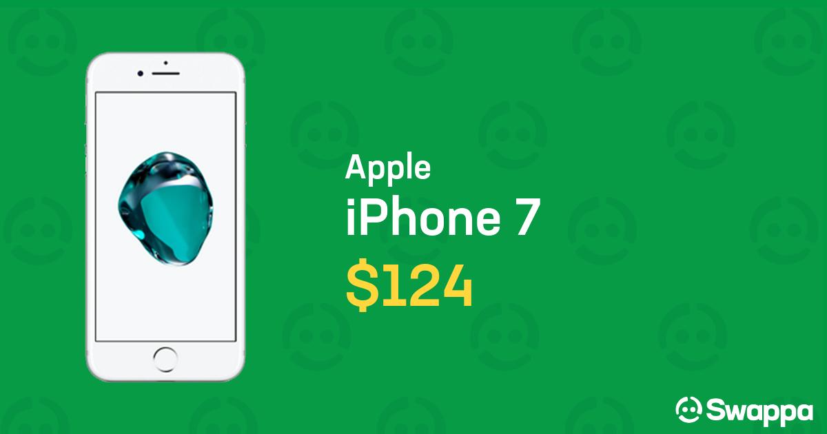 Apple iPhone 7 (Unlocked) [A1660]
