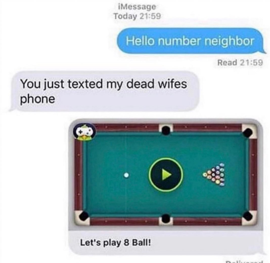 how to play eight ball on imessage how to play 8 ball