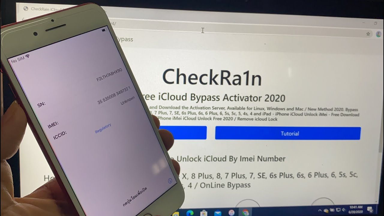 How to Unlock iPhone Activation Lock on your iPhone 7 Plus ...