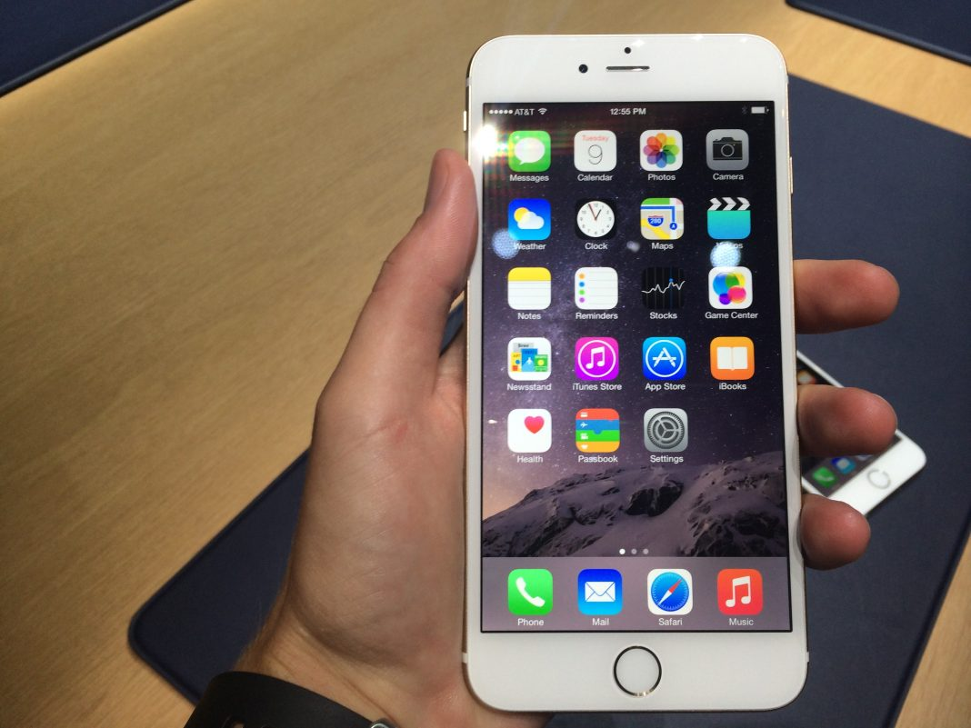 appadvice goes hands on with apples new iphone 6 and