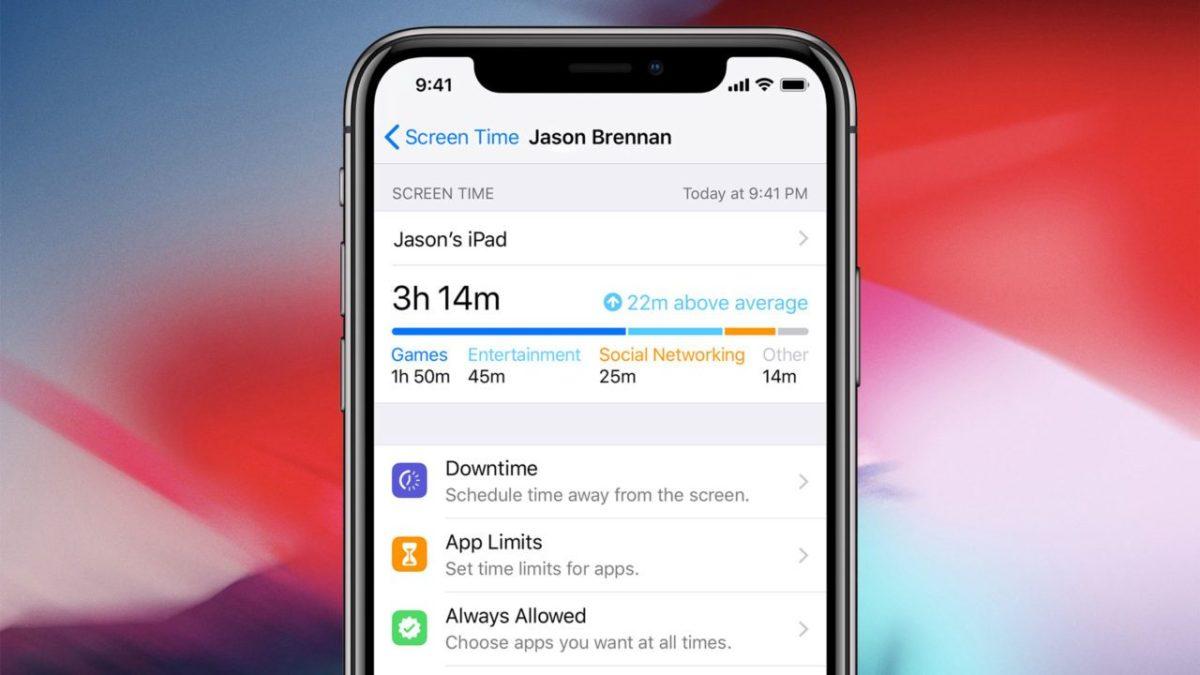 Cómo desactivar el tiempo de pantalla en el iPhone o iPad
