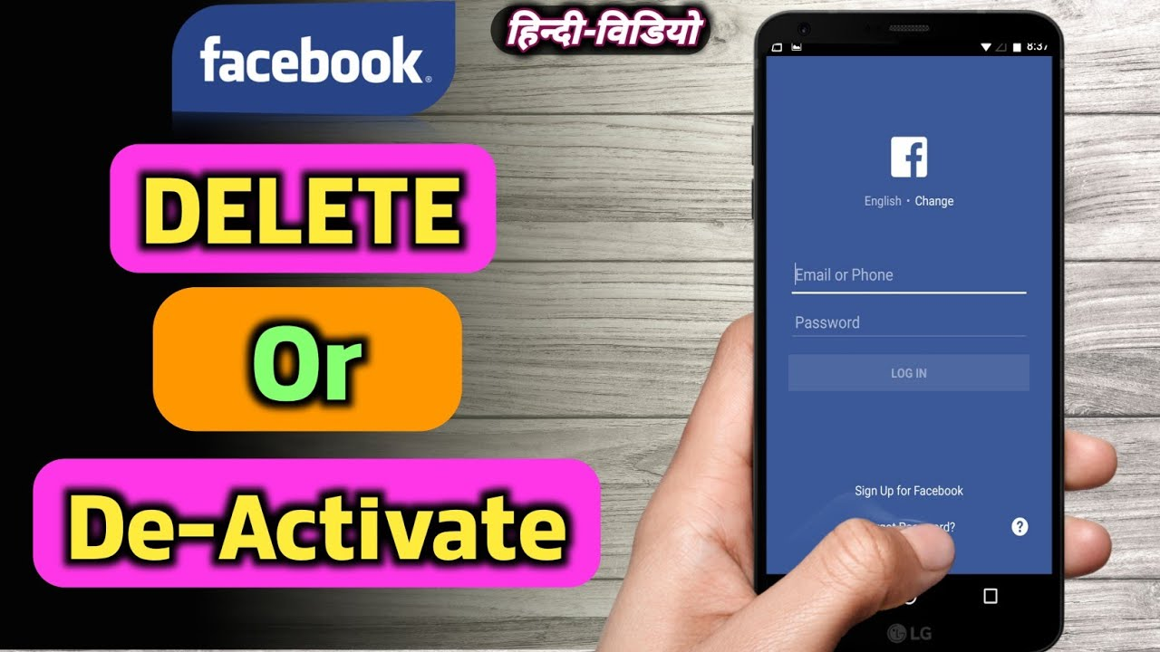 How to Delete Facebook Account Permanently On Mobile ...
