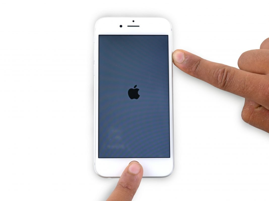 how to force restart an iphone 6 ifixit repair guide