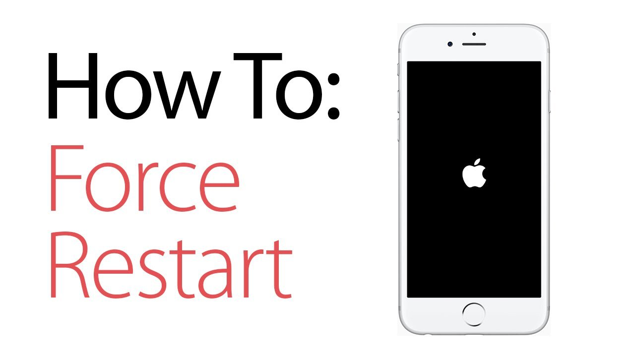 How to Force Restart Your iPhone