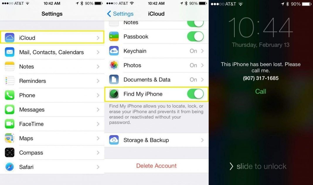 how to remotely wipe your iphone data when stolen ios