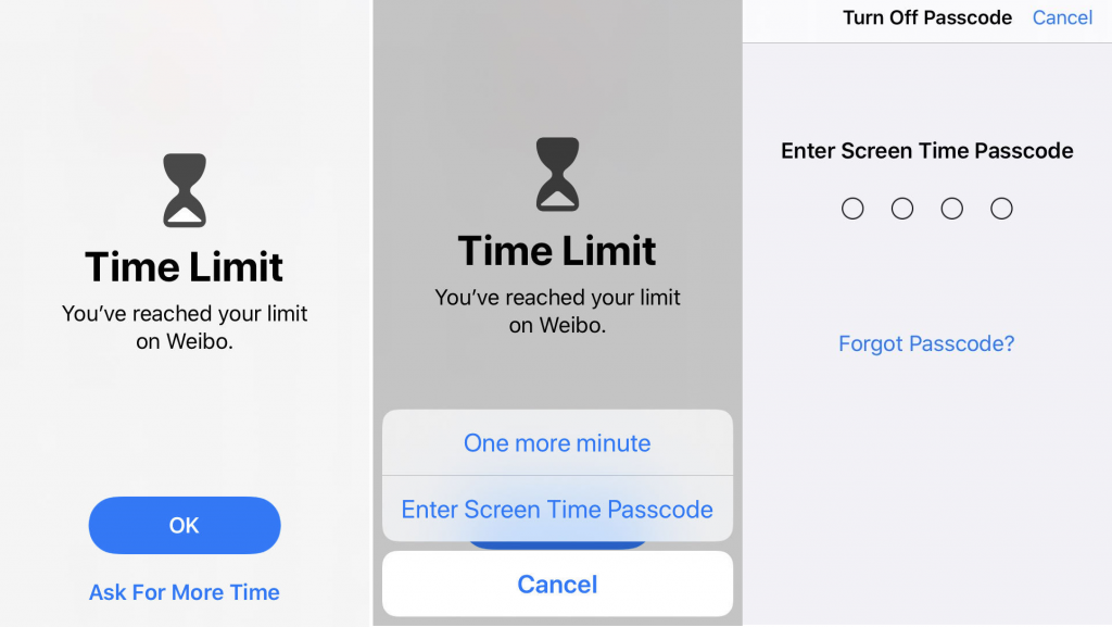 How to Turn off Screen Time(iPhone iPad) without Passcode ...
