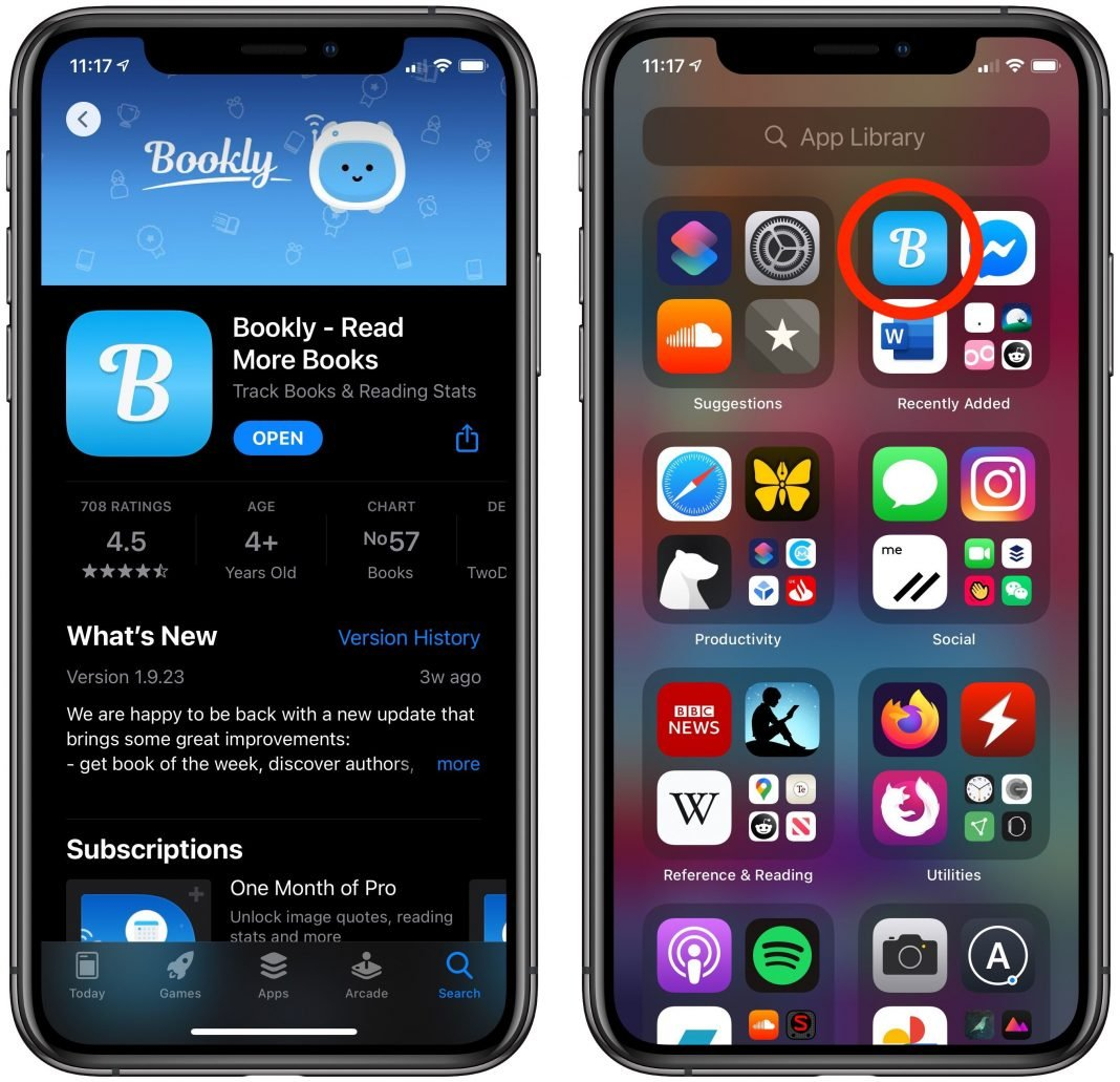 ios 14 how to download new apps to the app library on