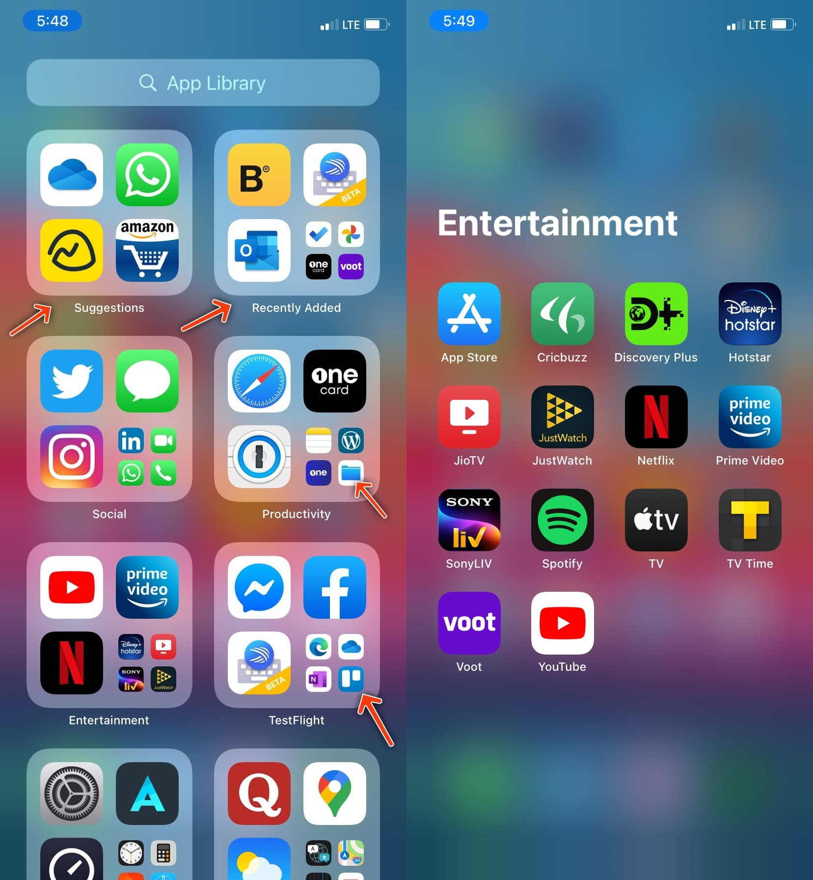 iOS 14: How to Use App Library on iPhone