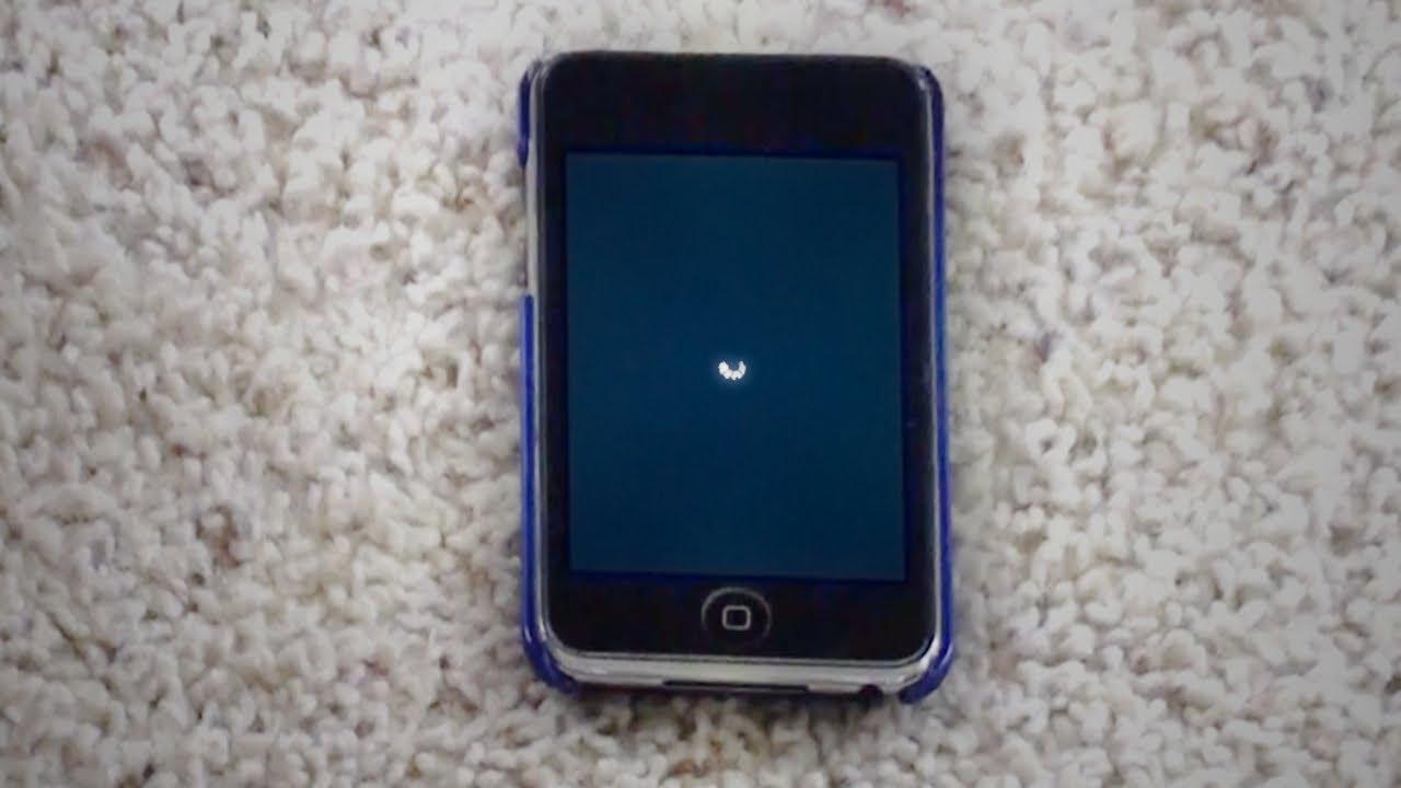 Unfreeze iPod/iphone Without Reset